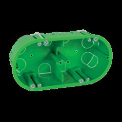 CONSOLE BOX FOR PLASTERBOARD SINGLE