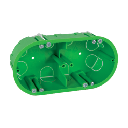 CONSOLE BOX FOR PLASTERBOARD DOUBLE