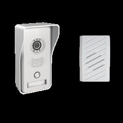 WIFI SMART VIDEO DOOR PHONE WITH TWO DOOR CHIMES