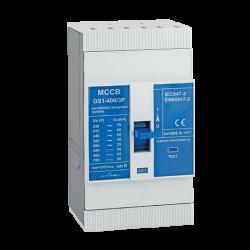 MCCB DS1 400/3300+MX 230V