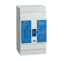MCCB DS1 400/3300+MX+OF 230V