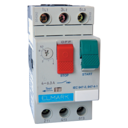 INTRERUPATOR TERMOMAGNETIC TM2-E03 0.25-0.40A