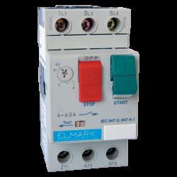 INTRERUPATOR TERMOMAGNETIC TM2-E04 0.40-0.63A