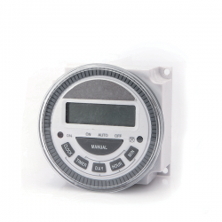 PROGRAMMABLE WEEKLY TIMER EL-PWT-1