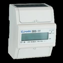 CONTOAR ELECTRONIC DDS-1Y-100 10/100 230V 1 TARIF