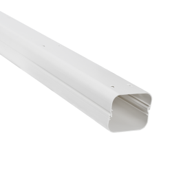 AIR CONDITIONING PLASTIC TRUNKING 2m 75X60mm