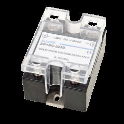 RELEU INDUSTRIAL  ZG1NC-3-10D 0-400VAC  10A 2P