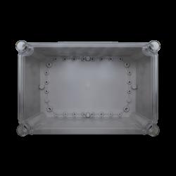 DISTRIBUTION BOX WBT 125/125/100 IP66-TRANSP.