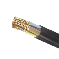 CABLU ALIMENTARE CBT 4X2.5mm² 0.6/1kV