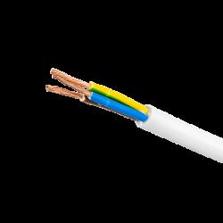 CABLU ELECTRIC H03VV-F 3X0.5MM² 0.3kV