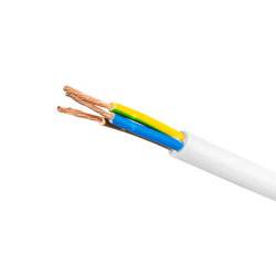 CABLU ELECTRIC H05VV-F 3X0.75MM² 0.3/0.5kV