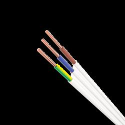 CONDUCTOR PENTRU INSTALATII PLAT 3X1.5MM² 0.22/0.38kV