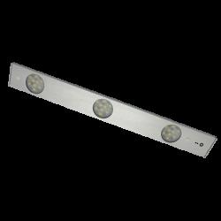 LAMPA DE MOBILIER CU LED CAB-12 LED 27SMD5050 7W 12VDC 2900K