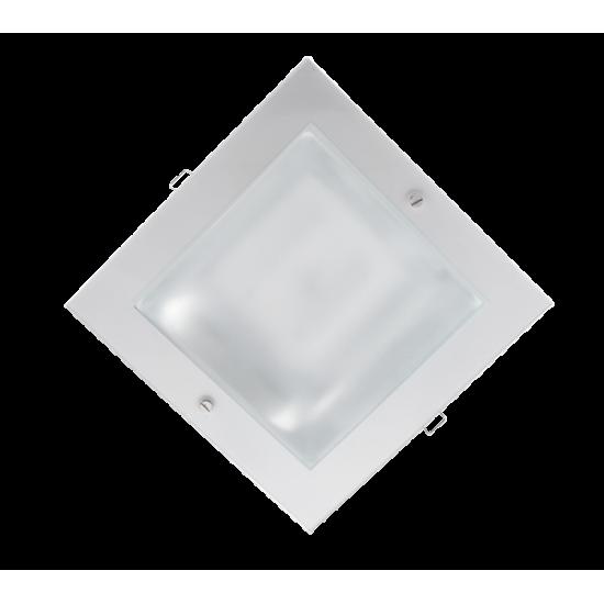 SPOT LED GL211 + 2XBECURI LED 9W 2700K ALB