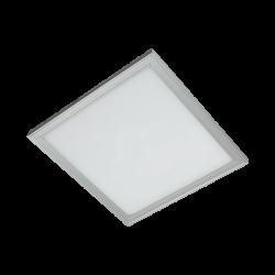 LED PANEL 45W ALB 595mm/595mm ALB+ KIT EMERGENTA