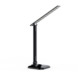 LAMPA LED BIROU DIMABILA 9W 4000K NEAGRA