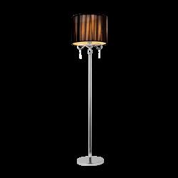LAMPADAR LILLY  1XE27 CROM D400XH1585mm