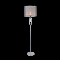 LAMPADAR MERY  1XE27 CROM D400XH1565mm