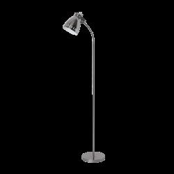 LAMPADAR NOAH  1XE27 NICHEL SATINAT H1320mm