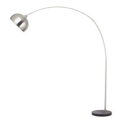 LAMPADAR ROY  1XE27 NICHEL SATINAT H2120mm