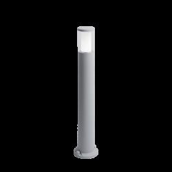 CARLO LED GARDEN FIXTURE 3.5W 4000K H800 IP55 GREY