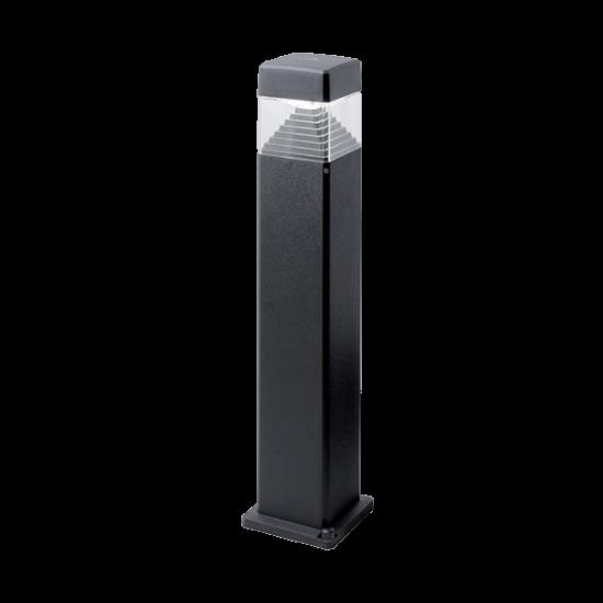 ESTER LED GARDEN FIXTURE 10W 4000K IP55 800mm BL