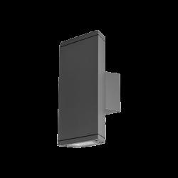 LAMPA DE EXTERIOR CU LED OL9612-W2 2X3W 230V 4000K