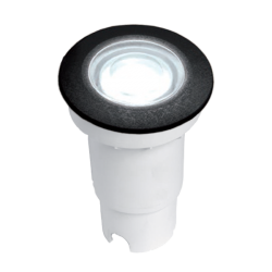CECI 90 LED IN-GROUND FIXTURE 3.5W 4000K IP67 BL