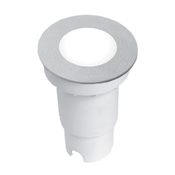 CECI 90 LED IN-GROUND FIXTURE 3.5W 4000K IP67 GREY