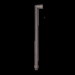 INALTATOR PENTRU SPOTURI GRADINA ANTIQUE BRASS H457mm
