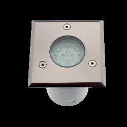 LAMPA CU LED DE PARDOSEALA/PERETE GRFLED002 LED 1,5W