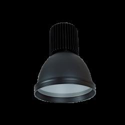 LAMPA INDUSTRIALA CU LED MINI 30W NEGRU