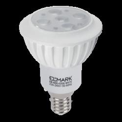 BEC CU LED LED7 6W E14 230V ALB CALD