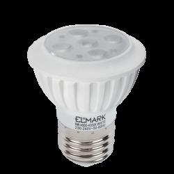 BEC CU LED LED7 6W E27 230V ALB