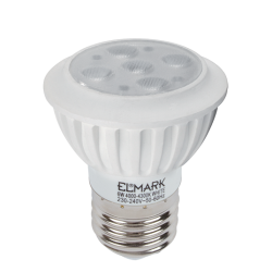BEC CU LED LED7 6W E27 230V ALB CALD