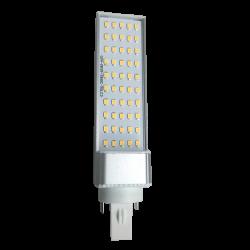 BEC CU LED LEDPLC 15W G24d 230V ALB CALD