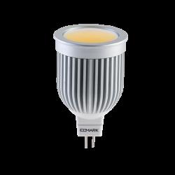 BEC CU LED LEDCOB 7W GU5.3 12V AC/DC ALB