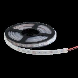 BANDA LED LED300 5050 12V/DC IP65 60PCS/1M ALBASTRU