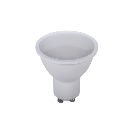 BEC LED SMD5050 6W 120˚ GU10 230V LUMINA ALBASTRA