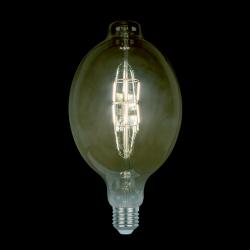 BEC LED VINTAGE DIMABIL 8W E27 2800-3200K FUMURIU D:185