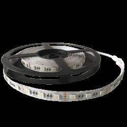 BANDA LED  5050 14,4W/M  12V/DC IP20 60BUC/M RGBW