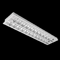 CORP DE ILUMINAT LENA-V CU TUB CU LED(1200MM) 2X18W 4000K BM 1195/295 TIP V