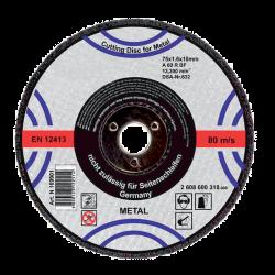 CUTTING DISK FOR METAL 125х3.2х22.2mm