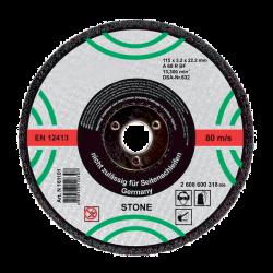 CUTTING DISC STONE 115х3.2х22.2mm